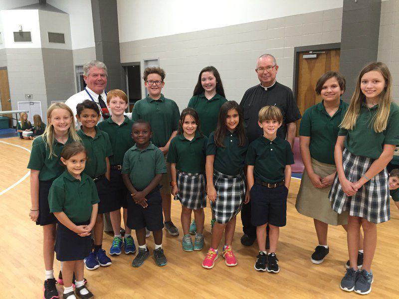 St. John names new principal