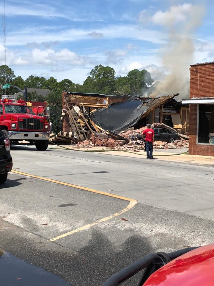 Coffee Corner Explosion