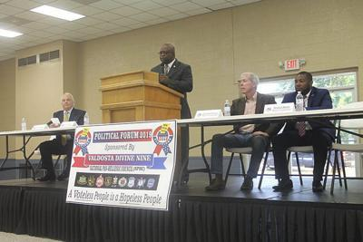 MEET THE CANDIDATES: Mayoral candidates in their own words