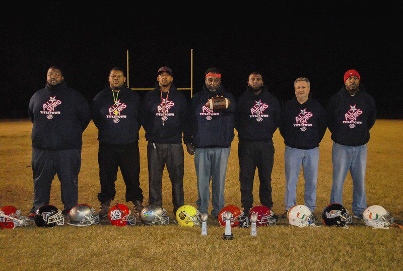 TitleTown All-Stars playing in youth football title series