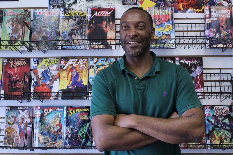 Zap! Pow! Free Comics!: Store gives away hundreds of comic titles