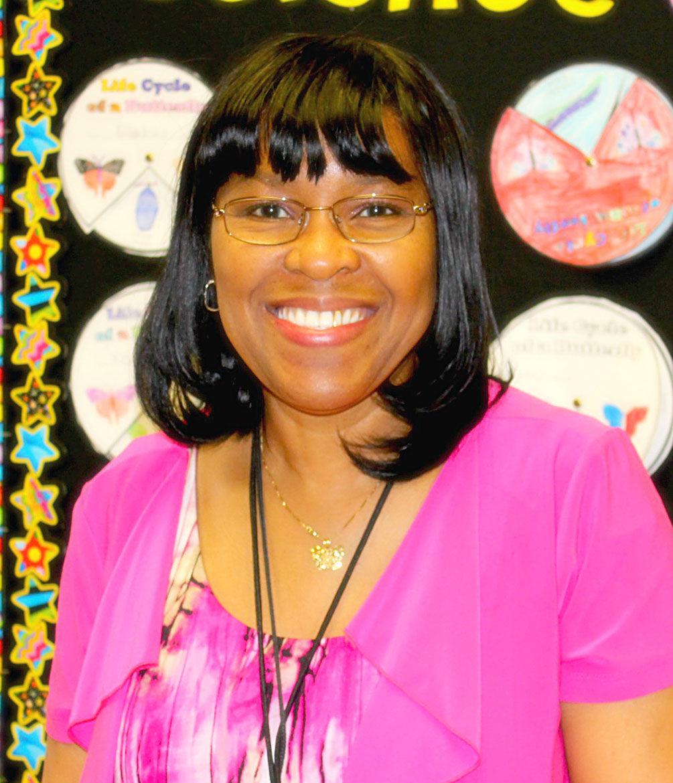Quitman Elementary School names its Teacher of