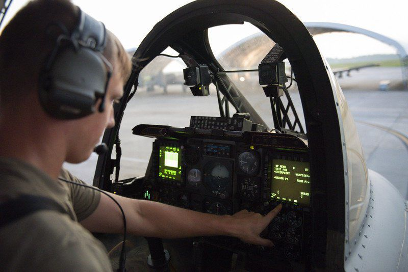 Green to Blue: Guardsman transfers to Air Force