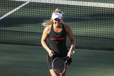 Georgia women's tennis sweeps Alabama for outright SEC regular season title