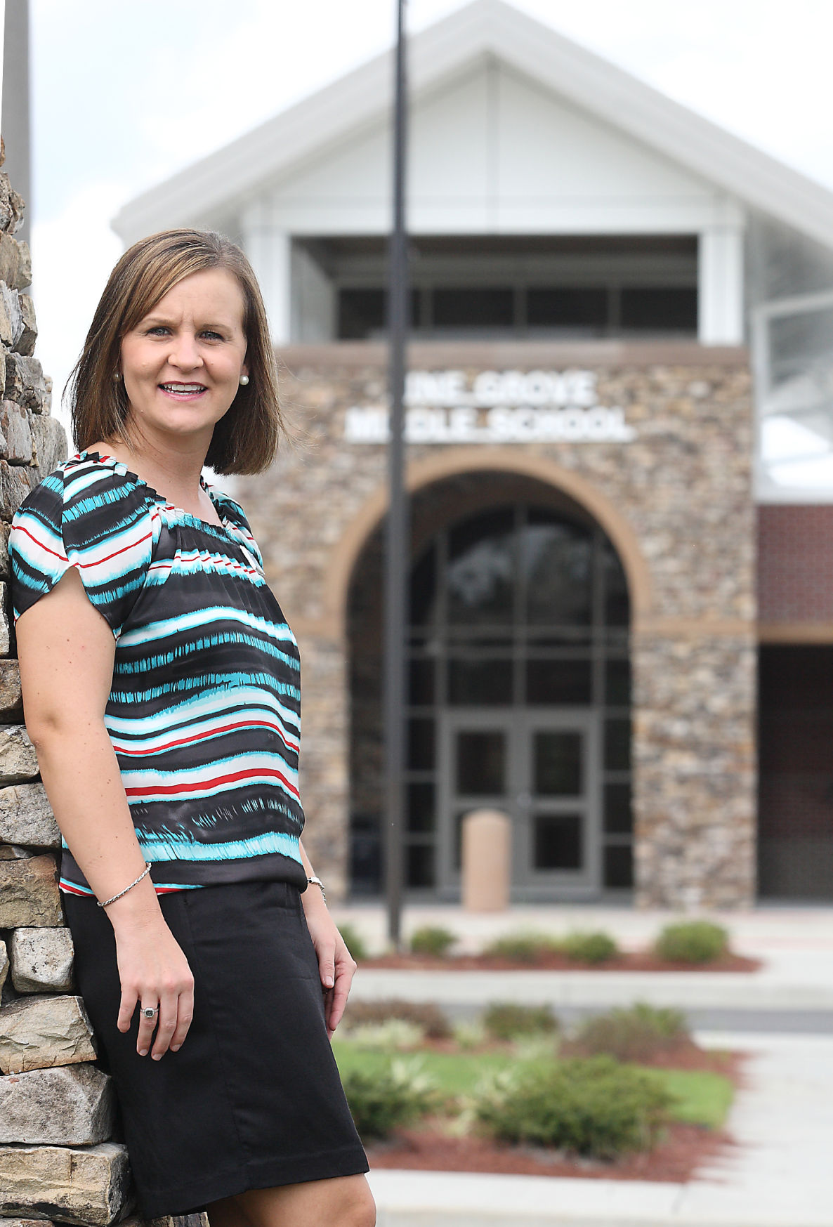 Smith named Teacher of the Year for Lowndes schools