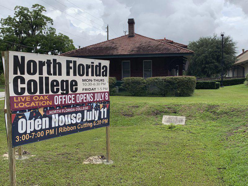 North Florida College opens Live Oak location