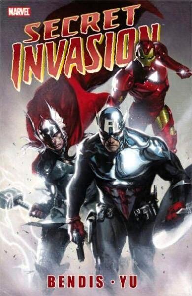 COMIC BOOKS: Secret Invasion