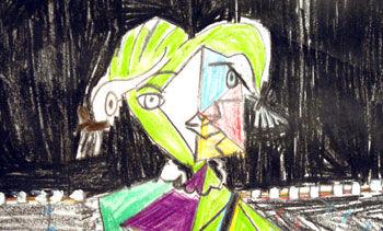 VDT kid art