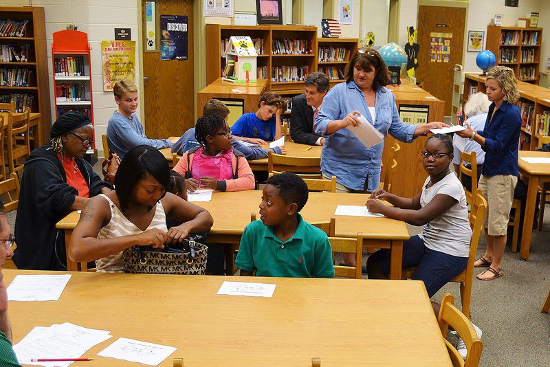 VMS holds Math and Science Night
