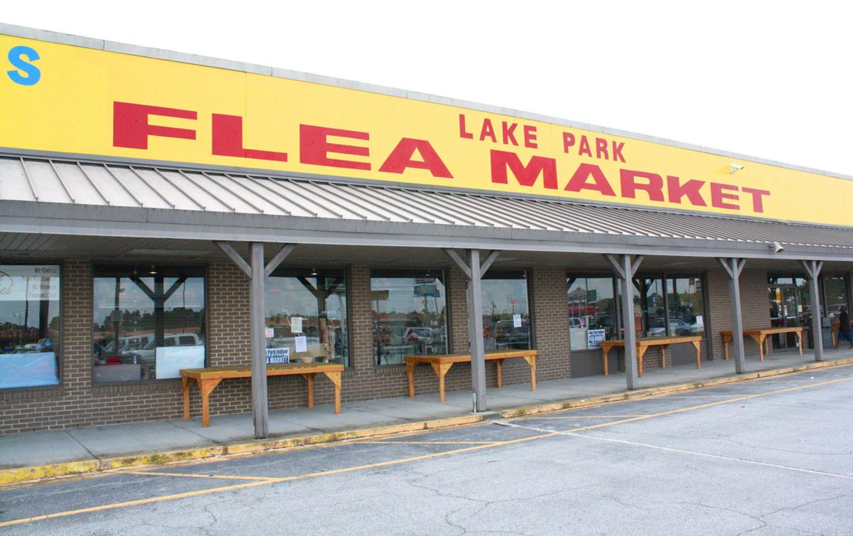 Lake Park Flea Market Indoor Offers Variety Of Items