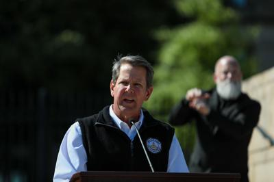 Gov. Kemp shelter-in-place
