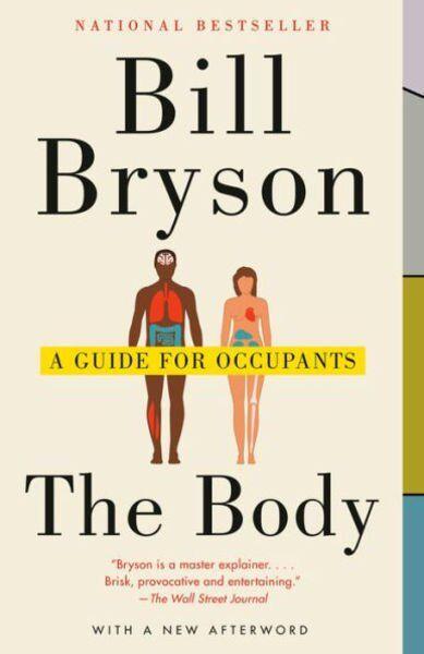 BOOKS: The Body: Bill Bryson