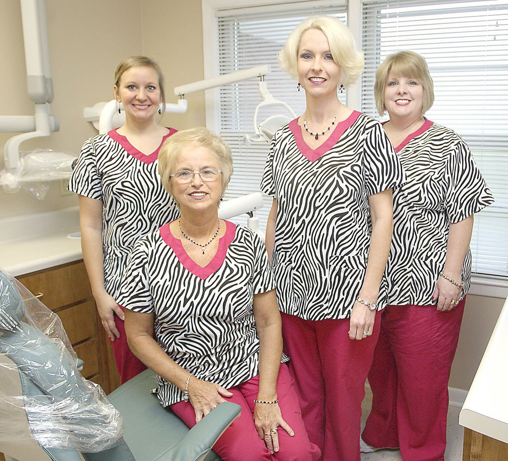 Focus On Dr Sherry Colvin Nu Smile Family Dentistry