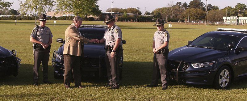 New sheriff's cars turn up the H.E.A.T.