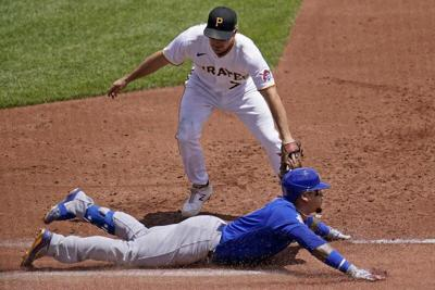 Horning: Only baseball gives us moments like Javy Baez trying to steal home (from first)