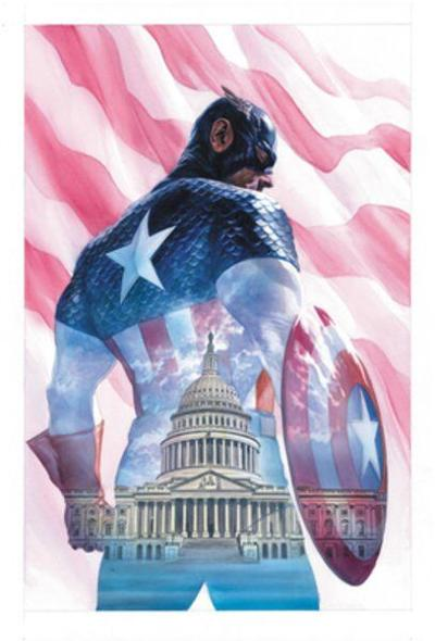 Captain America: All Die Young