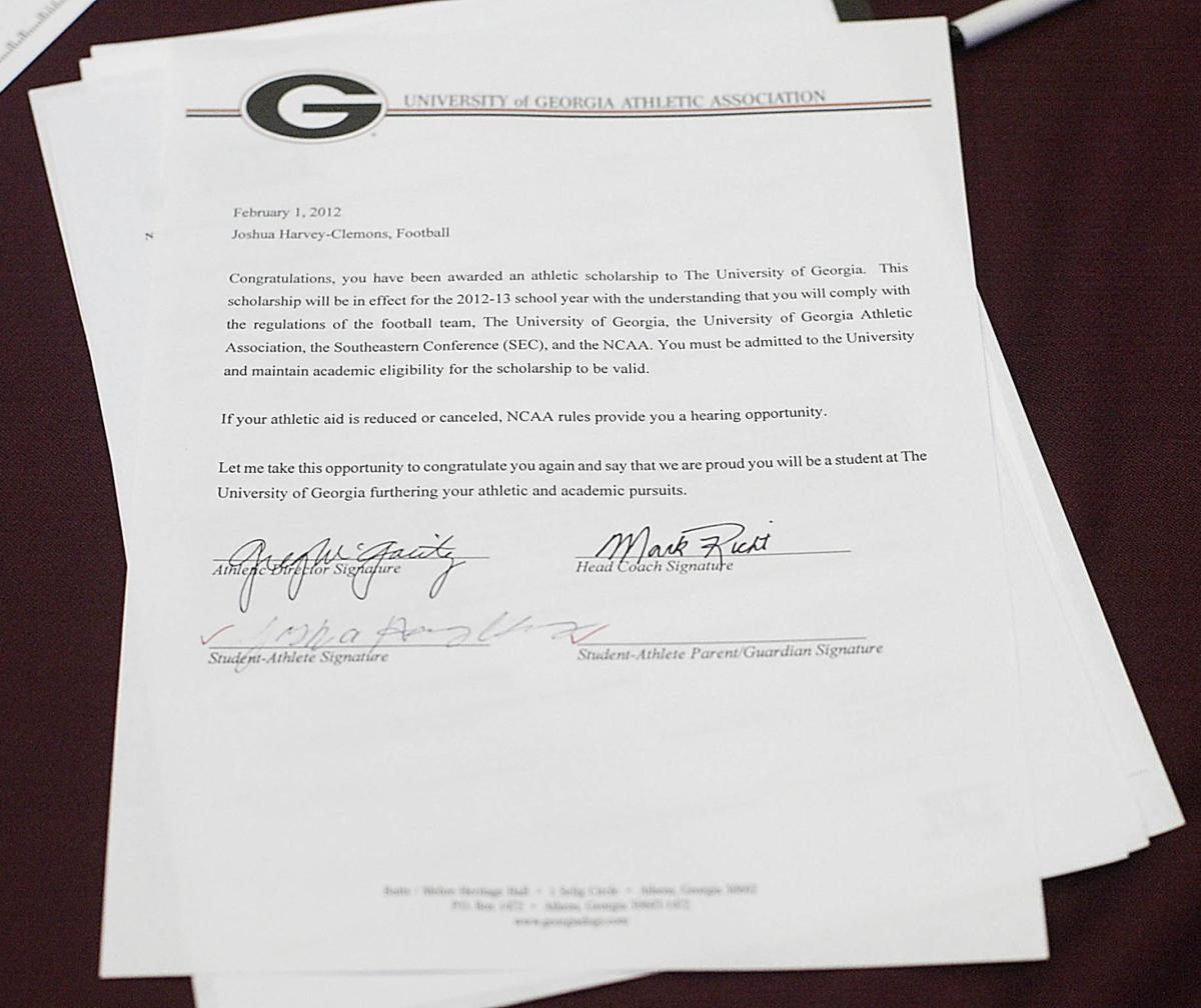 local prospects sign letters of intent