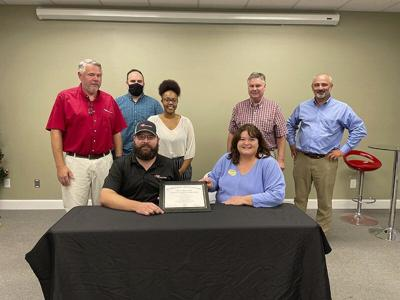 Wiregrass student completes Ace apprenticeship