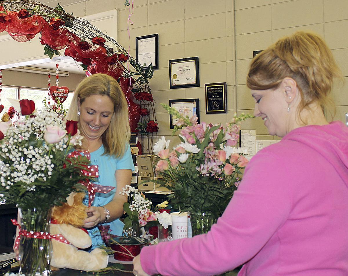 Valentines Day Is In Full Bloom Local News Valdostadailytimes