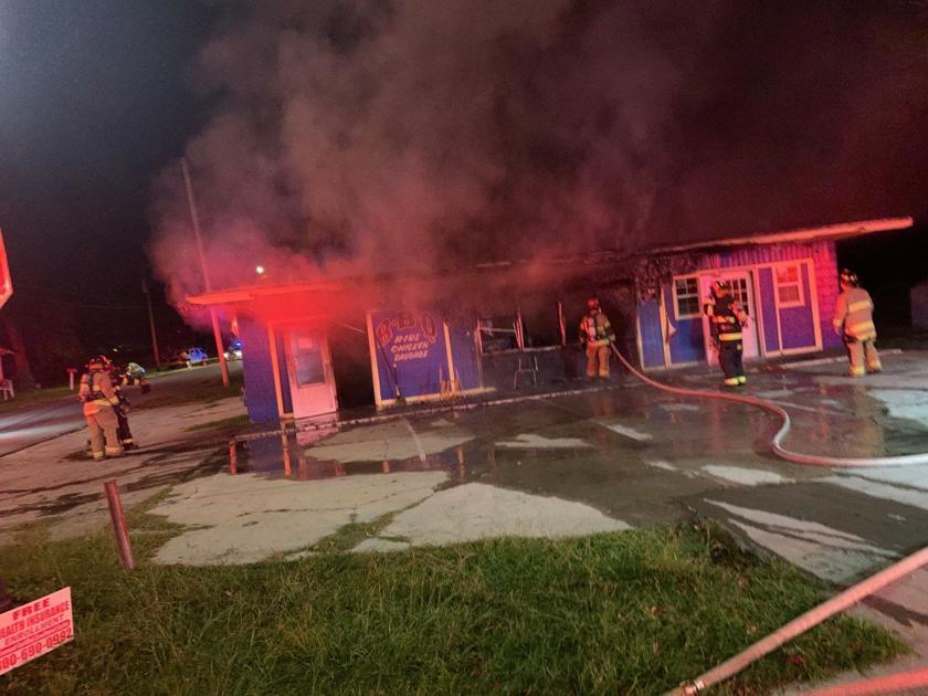 VFD investigating West MLK Drive fire