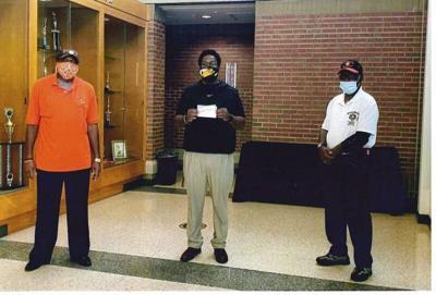 Pinevale High alumni fund masks, sanitizer
