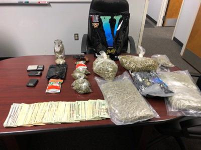 Valdosta man faces marijuana charge