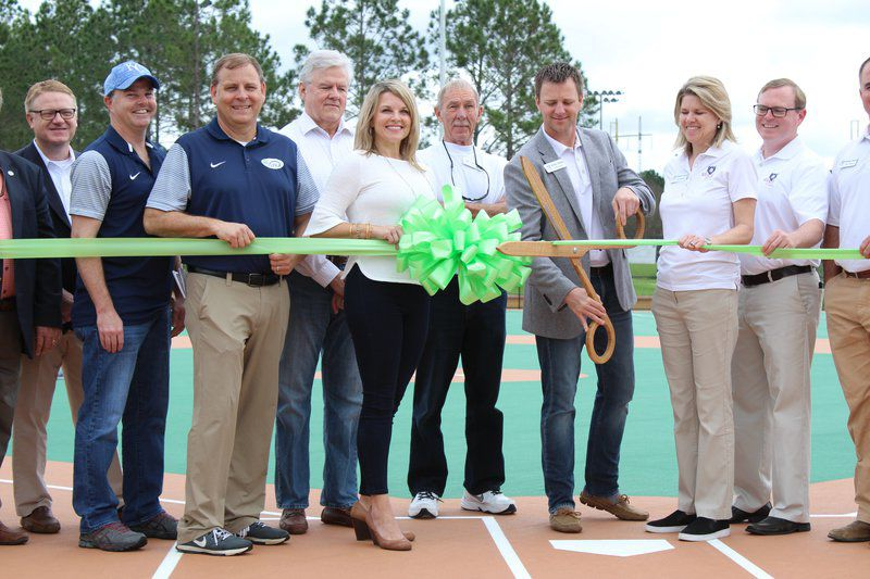 Field of Dreams: Miracle League steps up to the plate