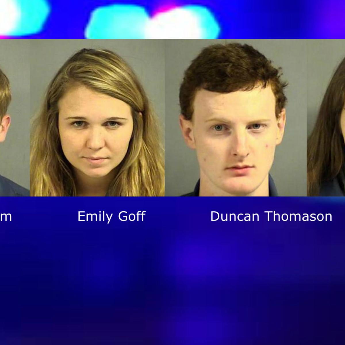 Four arrested in country club burglary | News