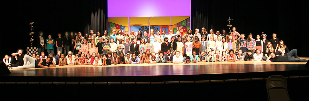 'Hairspray' attracts large Valdosta Middle School cast