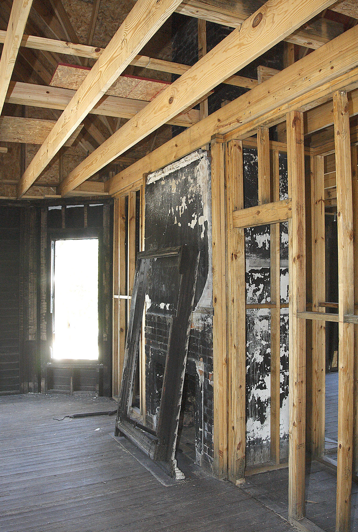 Historic Roberts House Rises From The Ashes Local News