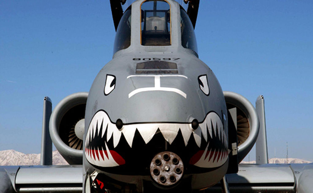 VDT Moody A-10