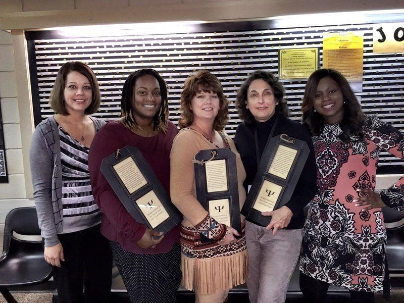Valdosta City Schools Celebrated School Psychology Awareness Week