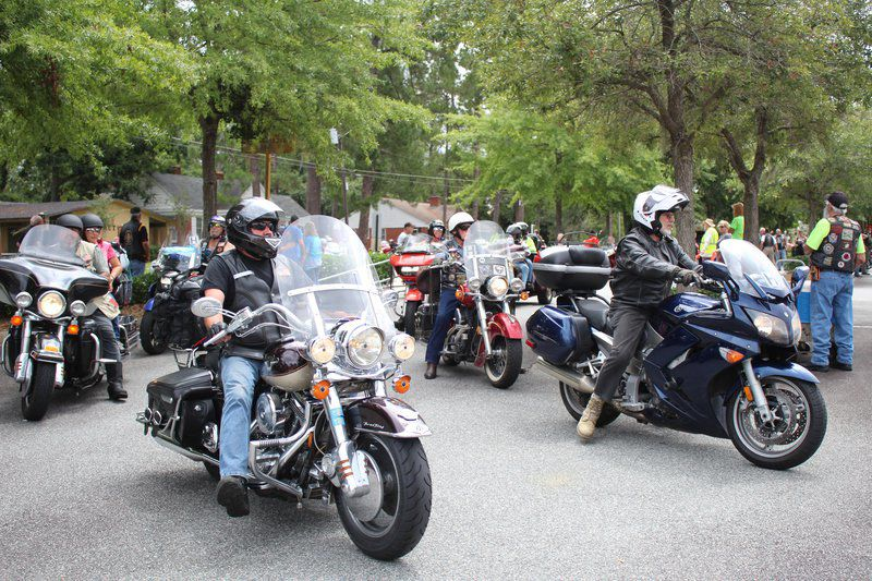 Legacy Run: American Legion hosts 300 motorcyclists