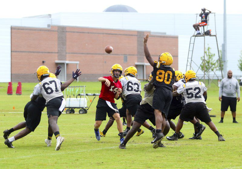 Measuring Up: 'Cats football hosting two-day OTA featuring 11 teams