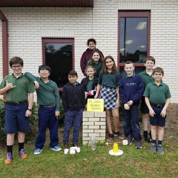 St. John Catholic School hosts open house
