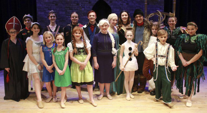 Let It Go: Drama Kids ready for live version of 'Frozen'