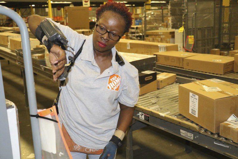 Home Depot Rapid Deployment Center Delivering The Goods