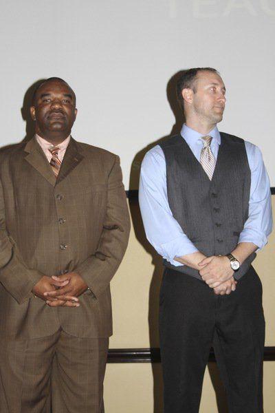 Teachers honored by Valdosta North Rotary