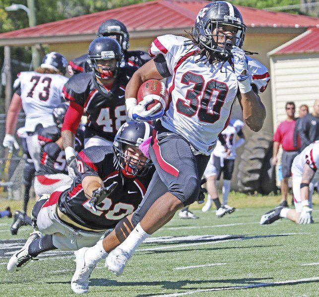 Defense dominates VSU's first spring scrimmage | Local ...