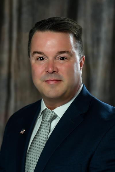 Dr. Brian Dawson Headshot