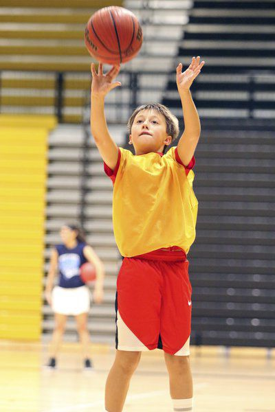 Kids Elite Basketball Camp rolls into final day