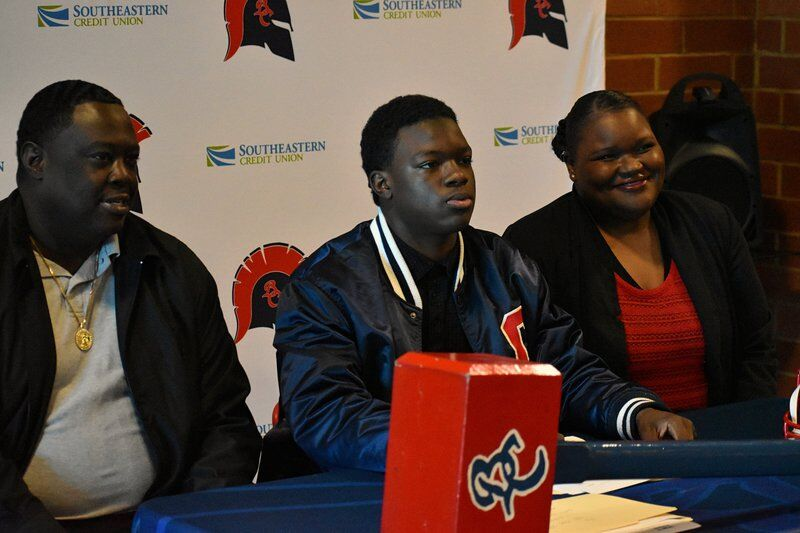 Trojans defensive duo headed to Albany State