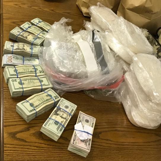 Meth worth $500,000 found in Branford man's home | Ga Fl