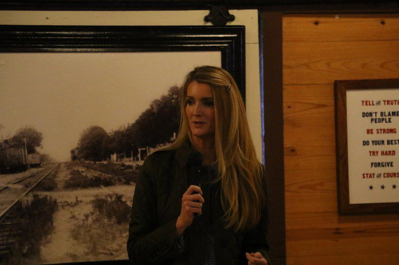 From Farm to Table: Loeffler says life has prepared her for Senate