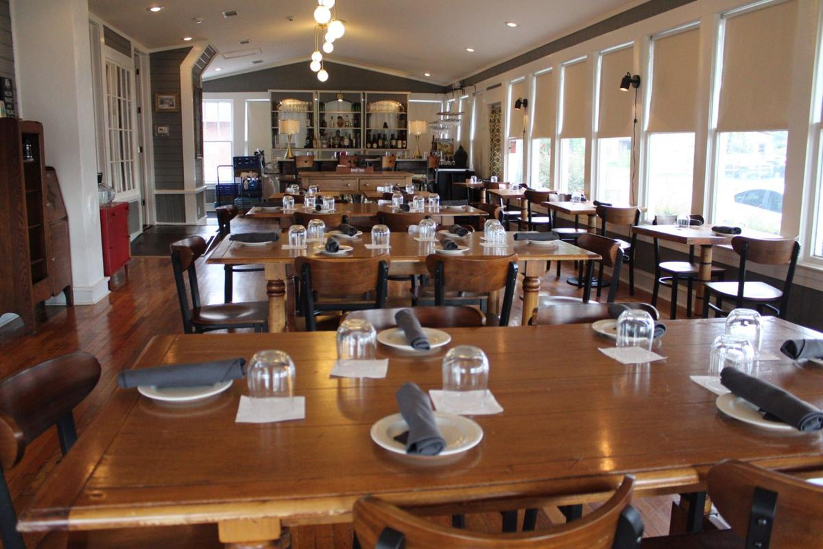 The Local at the Lankford has a larger dining area than the previous location.