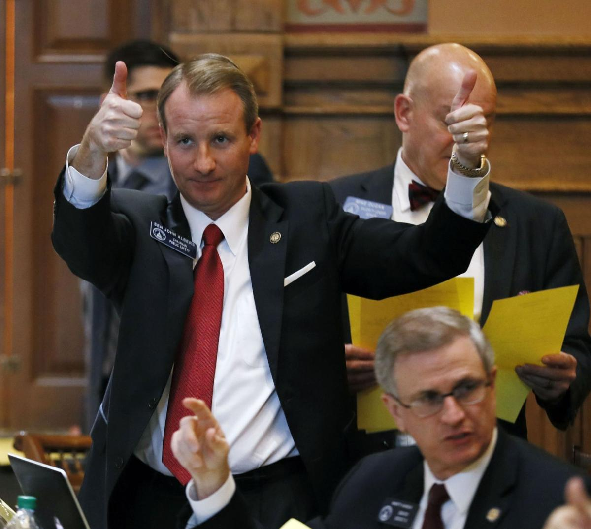 Gold Dome Crossover: Lawmakers target hate crimes, abortions