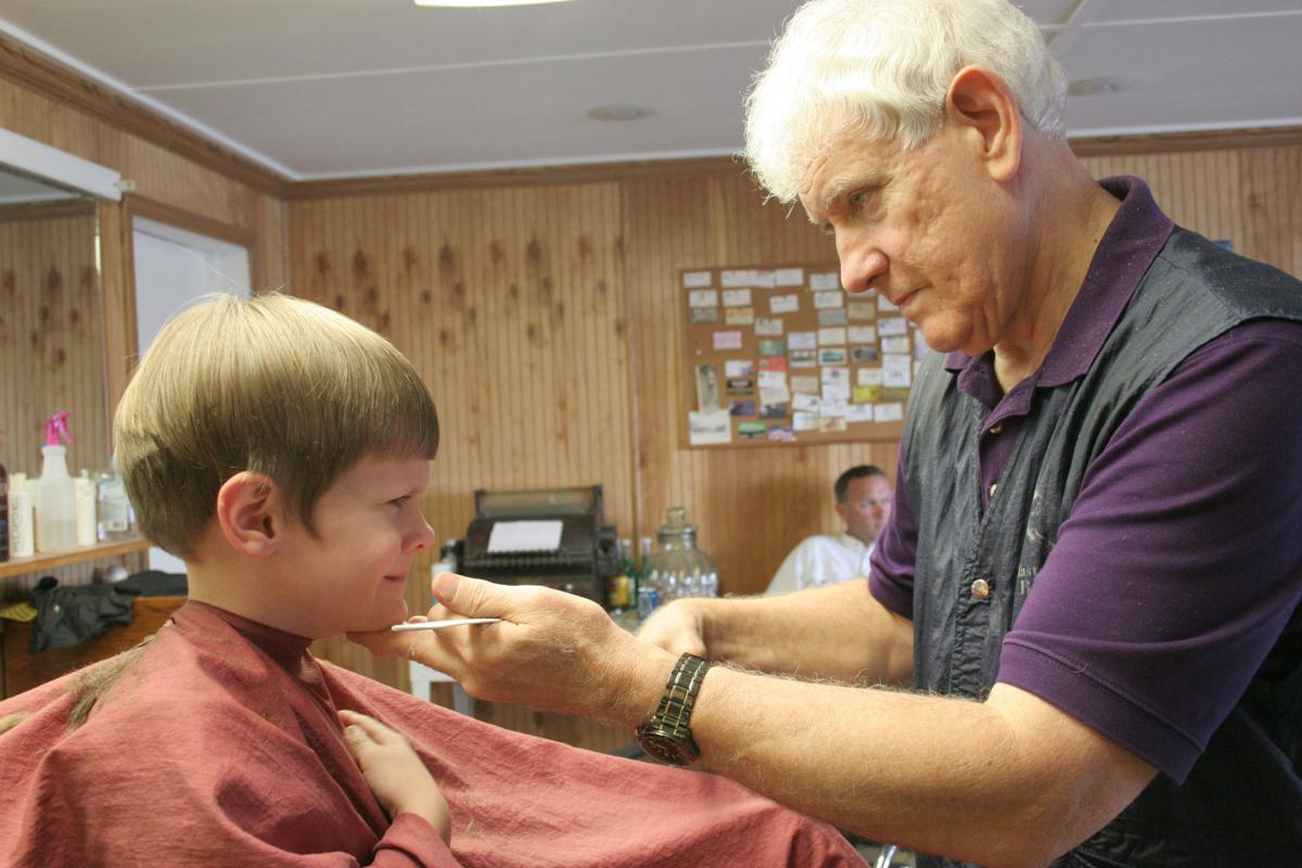 Barber Is A Cut Above The Rest Local News Valdostadailytimes