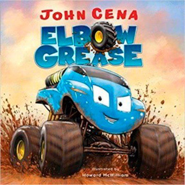FOWLER CHILDREN'S BOOK REVIEW: Elbow Grease: John Cena