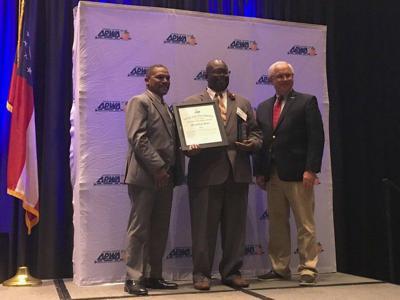 Kier named top public works employee