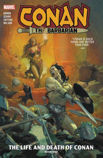 Conan the Barbarian: The Life and Death of Conan